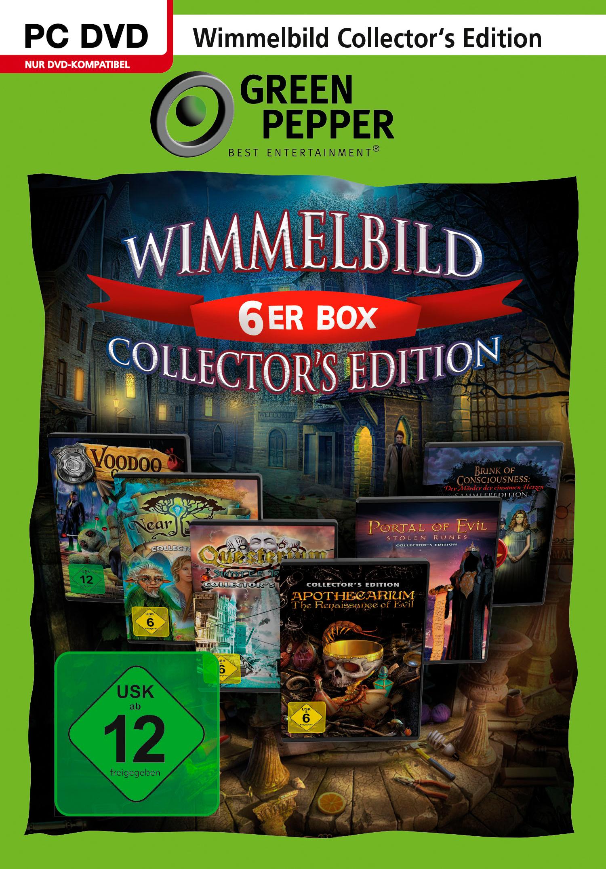 Wimmelbild 6er Box: Collectors Edition