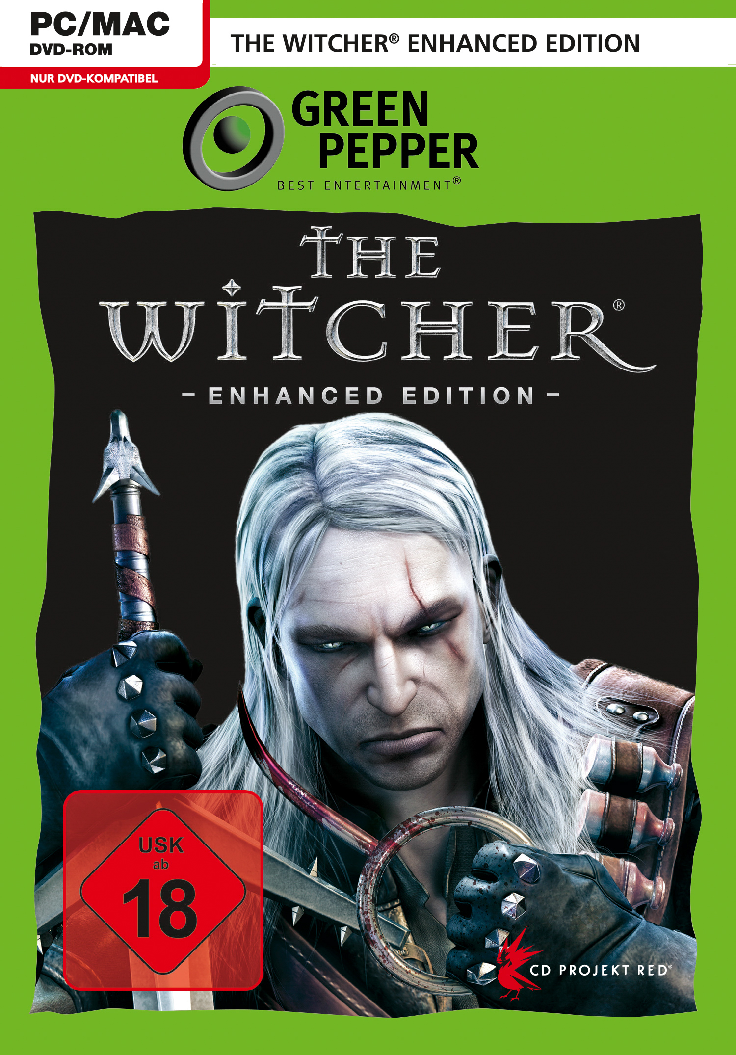 The Witcher - Enhanced Edtion